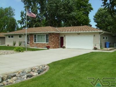 Sioux Falls Single Family Home Active-New: 6808 W 9th St