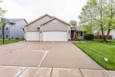 Sioux Falls Single Family Home Active-New: 3412 S Sundrop Ave