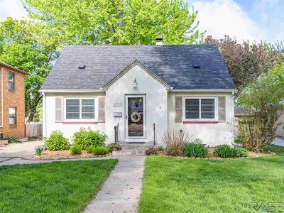 Sioux Falls Single Family Home Active-New: 2513 S Center Ave