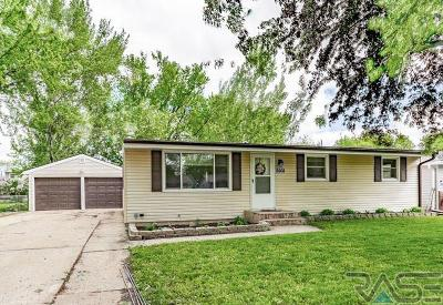 Sioux Falls Single Family Home For Sale: 5508 W 16th St