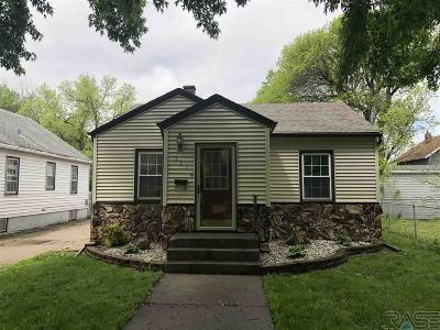 Sioux Falls Single Family Home For Sale: 311 N Highland Ave