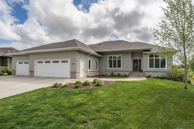 Sioux Falls Single Family Home Active-New: 1805 S Copper Crest Cir