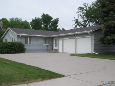 Dell Rapids Single Family Home For Sale: 511 E 15th St