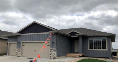 Sioux Falls Single Family Home For Sale: 9517 W Keyrell Cir
