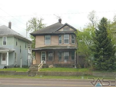 Sioux Falls SD Single Family Home For Sale: $49,900