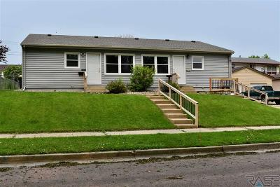 Sioux Falls Multi Family Home For Sale: 1105 -1107 S Annway Dr
