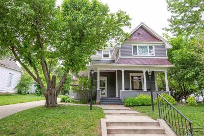 Garretson Single Family Home For Sale: 505 Canyon Ave