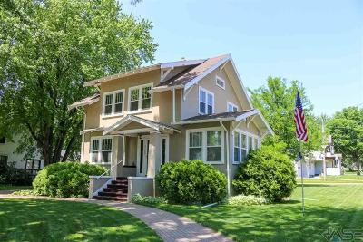 Canton Single Family Home For Sale: 520 E 3rd St