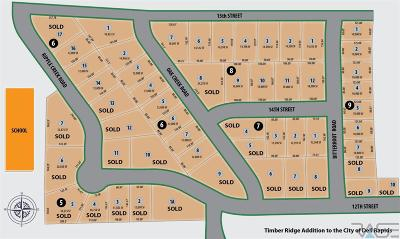 Dell Rapids Residential Lots & Land For Sale: 1409 Oak Creek Rd