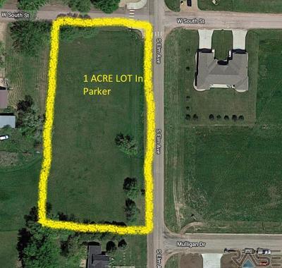Parker Residential Lots & Land For Sale: S Elm Ave