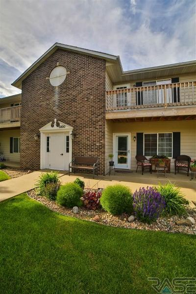 Sioux Falls Condo/Townhouse For Sale: 3300 W Miles Pl #204