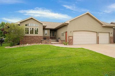 Sioux Falls Single Family Home For Sale: 7813 S McMartin Ave