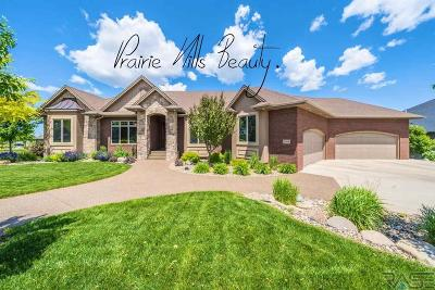 Sioux Falls Single Family Home For Sale: 2604 W Brentridge St
