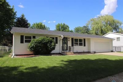Sioux Falls Single Family Home For Sale: 6316 W 46th St