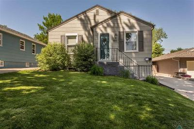 Sioux Falls Single Family Home For Sale: 801 S Willow Ave