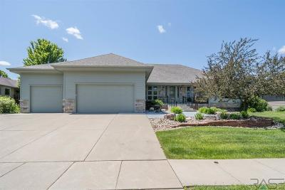 Sioux Falls Single Family Home For Sale: 5901 S Prairie View Ct