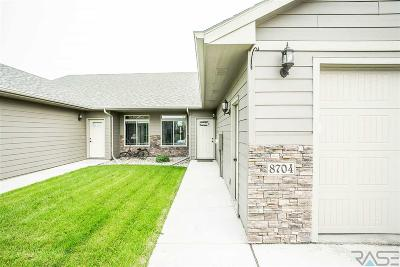 Sioux Falls Single Family Home Active - Contingent Misc: 8704 W Wiseman St
