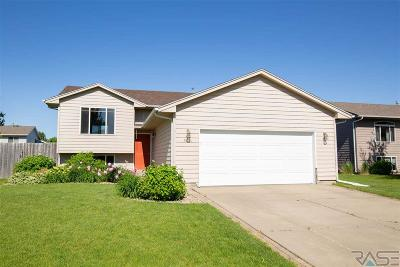 Sioux Falls Single Family Home For Sale: 5601 S Anthony Ave