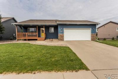Sioux Falls Single Family Home Active - Contingent Misc: 5905 N Gold Nugget Ave