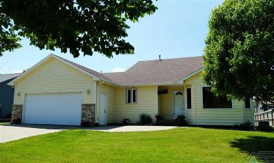 Sioux Falls Single Family Home For Sale: 7113 S Connie Ave