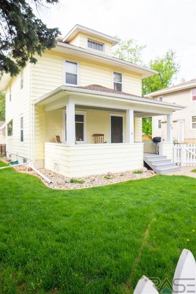Sioux Falls Single Family Home For Sale: 714 W 15th St