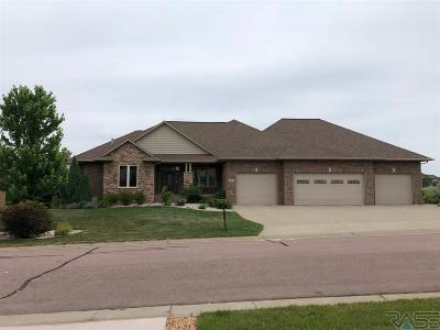 Sioux Falls Single Family Home For Sale: 5904 S Lazy Ridge Pl