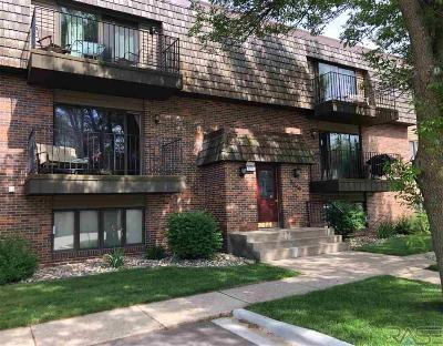 Sioux Falls Condo/Townhouse For Sale: 3540 S Gateway Blvd #104