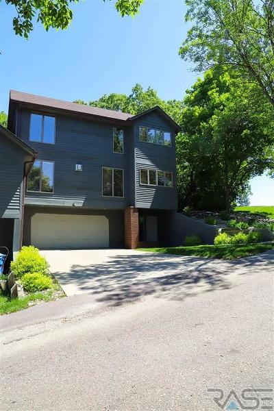 Sioux Falls Condo/Townhouse For Sale: 1725 N Tahoe Trl