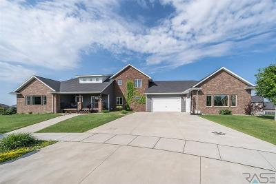 Sioux Falls Single Family Home For Sale: 2608 W Ridgestone Cir