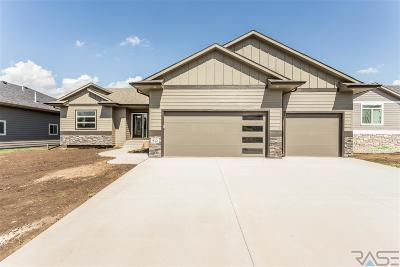 Sioux Falls Single Family Home For Sale: 812 N Anthem Dr