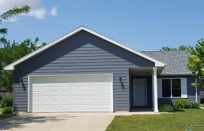 Sioux Falls Single Family Home For Sale: 6516 W Verbena St