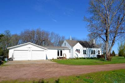 Worthing Single Family Home For Sale: 47265 279th St