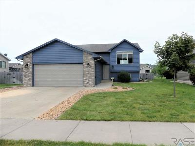 Sioux Falls Single Family Home For Sale: 5009 S Galway Ave