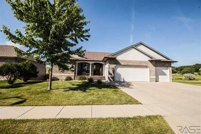 Sioux Falls Single Family Home For Sale: 3408 E Broken Arrow St