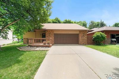 Sioux Falls Single Family Home For Sale: 4908 Baneberry Dr