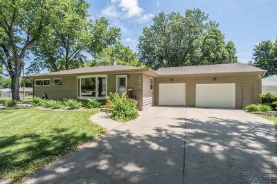 Sioux Falls Single Family Home Active-New: 2400 S Blauvelt Ave