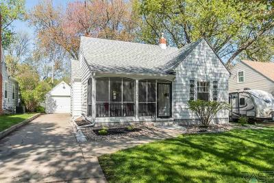Sioux Falls Single Family Home For Sale: 911 S 3rd Ave