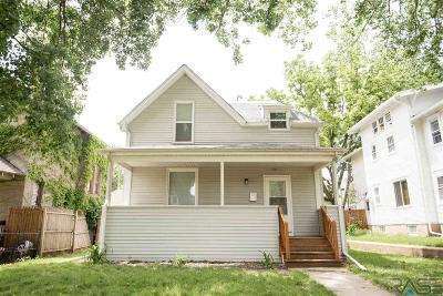 Sioux Falls Single Family Home For Sale: 731 S Summit Ave