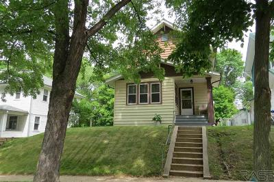Sioux Falls Single Family Home For Sale: 624 S Prairie Ave
