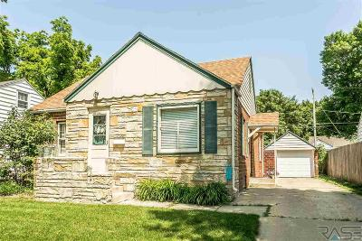 Sioux Falls Single Family Home Active-New: 604 S Glendale Ave