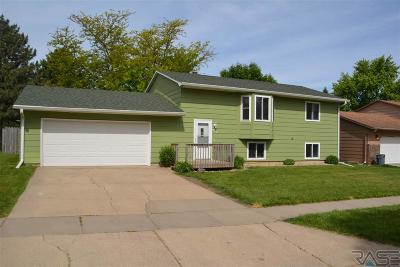 Sioux Falls Single Family Home Active-New: 909 S Suburban Dr
