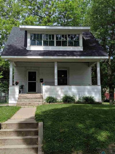 Sioux Falls Single Family Home Active-New: 601 S Walts Ave