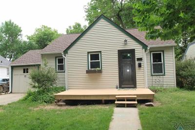 Sioux Falls Single Family Home Active-New: 2022 S Euclid Ave