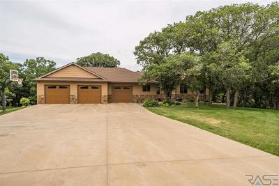 Brandon Single Family Home Active-New: 2909 N Oak Rd