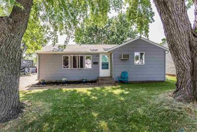Sioux Falls Single Family Home Active-New: 821 N Williams Ave