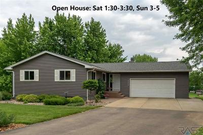 Sioux Falls Single Family Home Active-New: 1600 S Shafer Dr