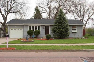 Sioux Falls Single Family Home Active-New: 2804 S Lincoln Ave