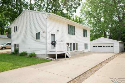Sioux Falls Single Family Home Active-New: 519 S Summit Ave