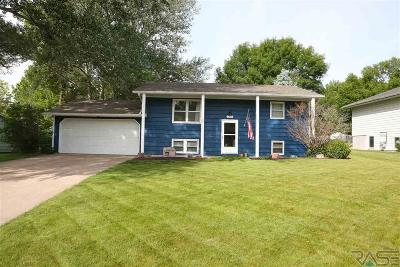 Dell Rapids Single Family Home For Sale: 1203 N Orleans Ave
