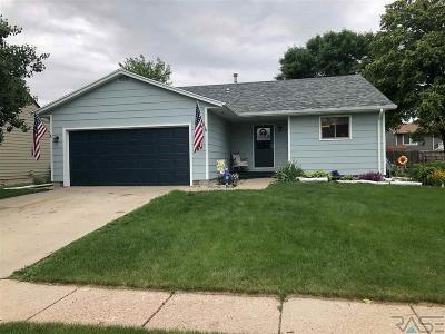 Sioux Falls SD Single Family Home Active-New: $199,900